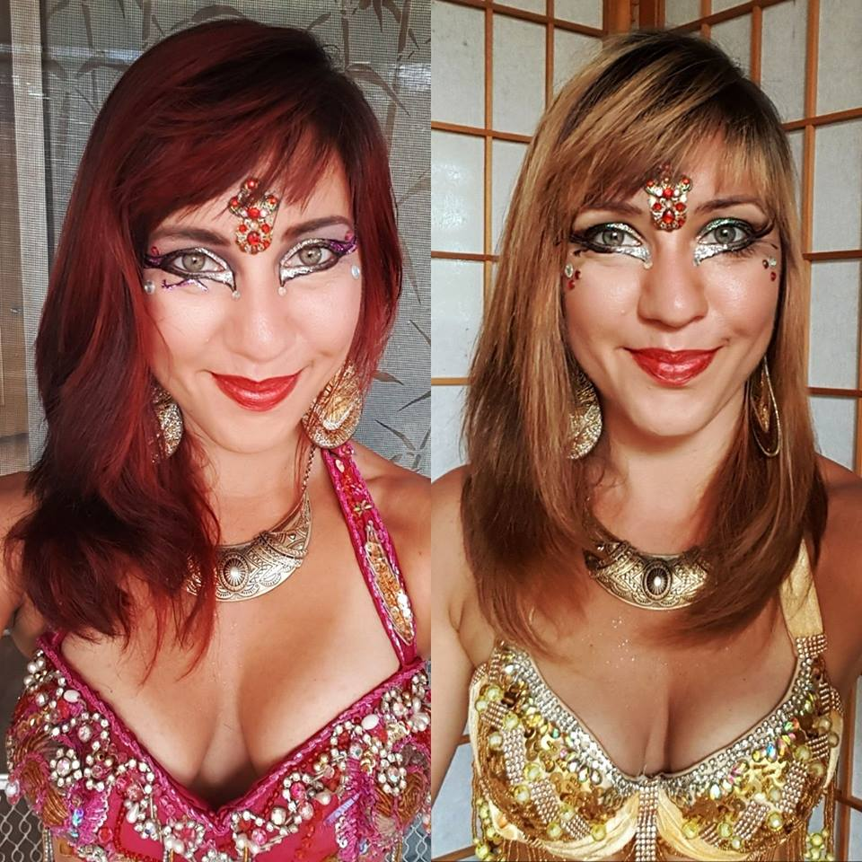 Maui Belly Dancers Costumes
