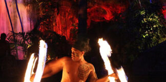 Best Fire Dancers Maui Hawaii