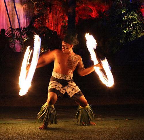 Best Fire Dancers Maui Hawaii
