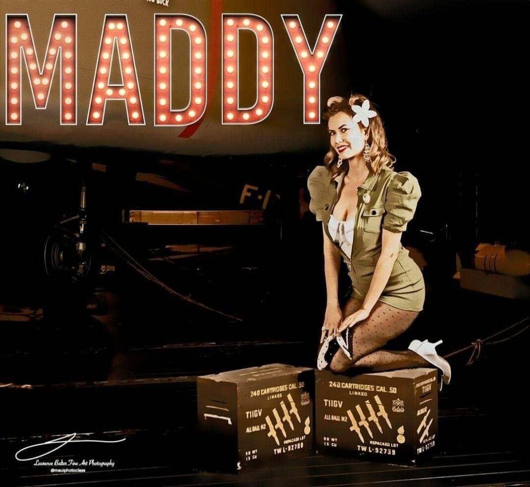 Maui Model Maddy