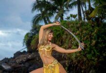 Maui Sword Dancer