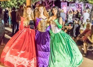 dazzle princesses