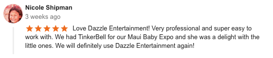 dazzle maui review