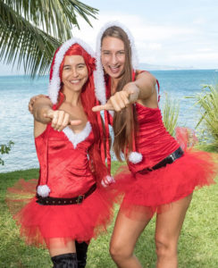 maui holiday characters