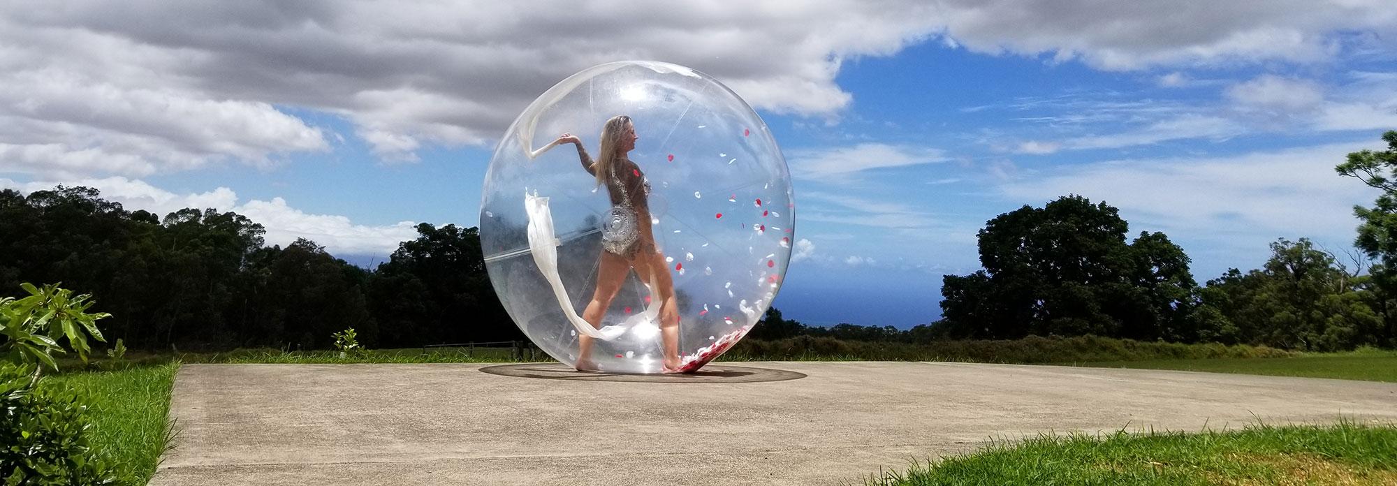 maui bubble dancers