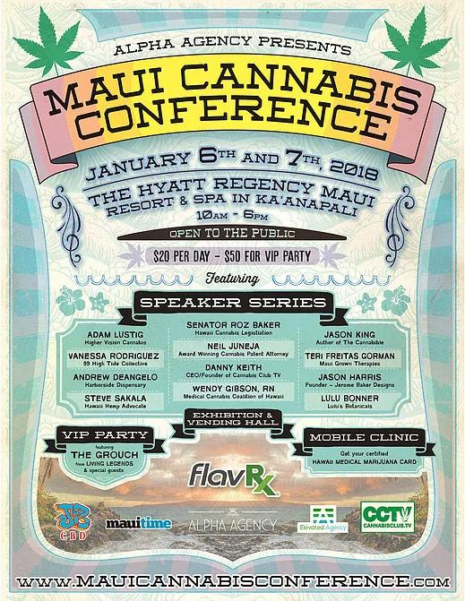 maui cannabis conference