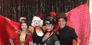 maui circus performers