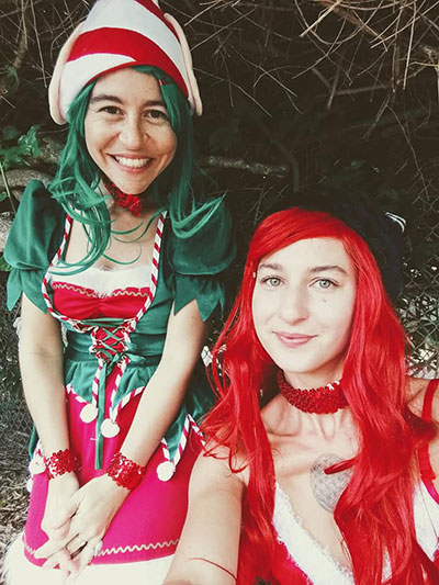 elves for hire