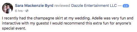 maui wedding entertainment review