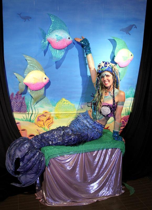 mermaid chracter maui melissa
