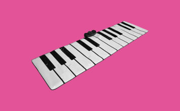 piano mat party rental